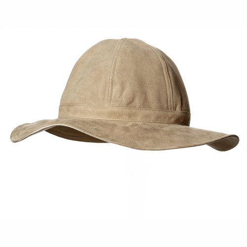 【FILL THE BILL】SHEEP SKIN HAT - BEIGE
