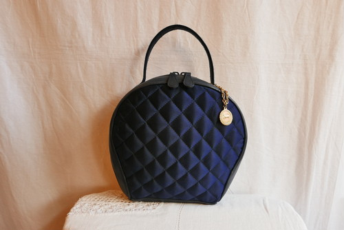 Italy Quilt Hand Bag