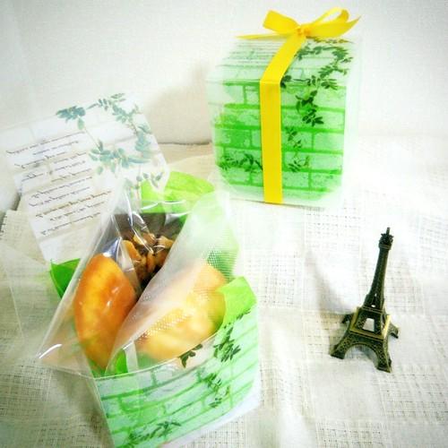 amusement Origine 焼き菓子詰め合わせ3個