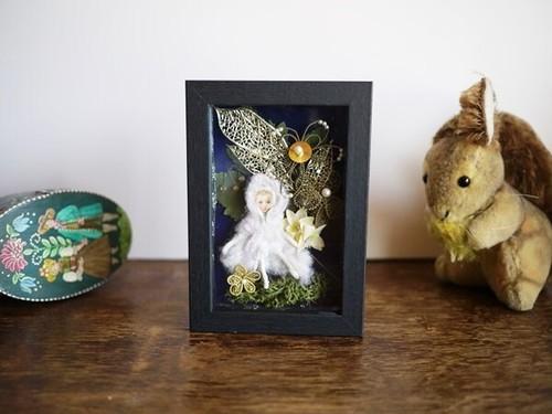 森の人 ドイツ伝統工芸 綿人形