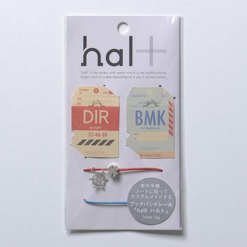hal+(ハルト)トラベルタグ「DIR+BMK」