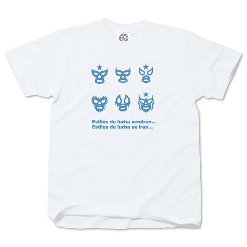 VIVA ルチャリブレ white