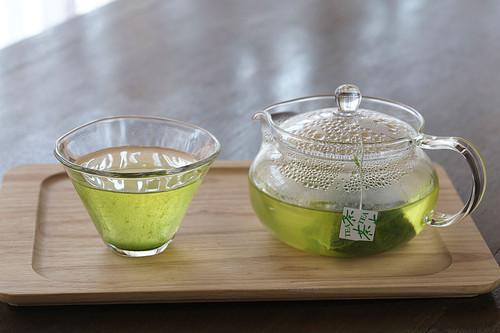 ライトシリーズ 洛之葉 煎茶ティーバッグ(7パック入り)