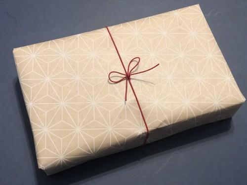 【プレゼント用】ラッピング包装&紙袋