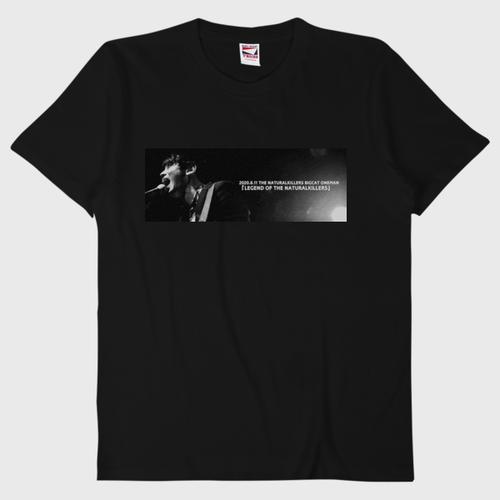 【オンデマンド】Lサイズ BIGCAT 応援・宣伝Tシャツ 黒 送料無料