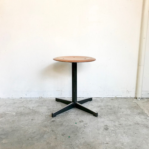 """Marko"" Industrial Stool 1960's オランダ"