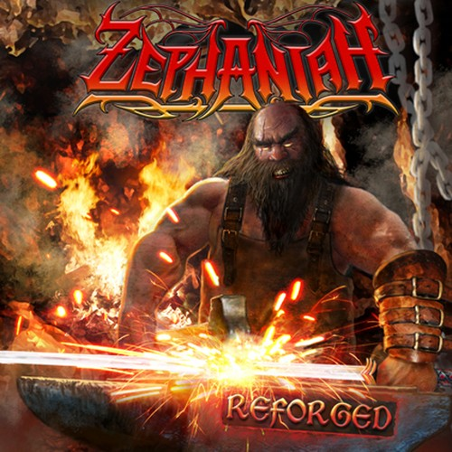 "ZEPHANIAH ""Reforged"""