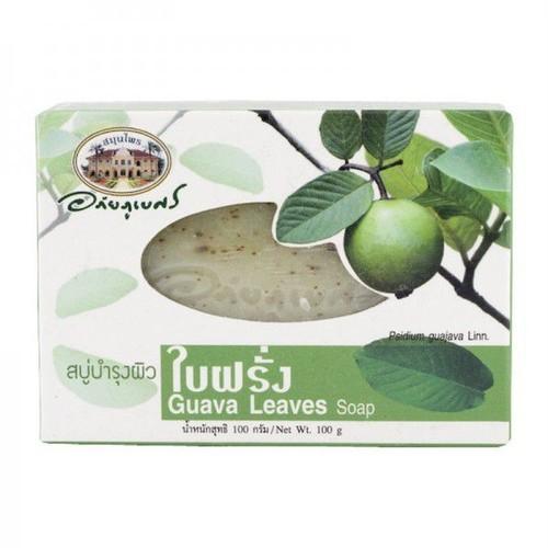 アバイブーベ国立病院プロデュース グアバリーフ石鹸 / Guava Leaves Soap 100g×3個