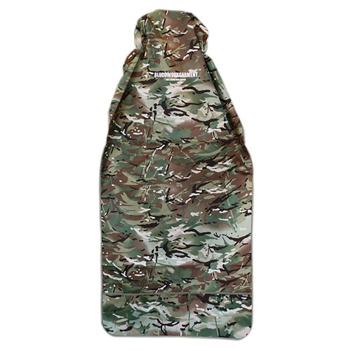 BLUCO ALL WEATHER SEAT COVER S CAMO 【OL-100】