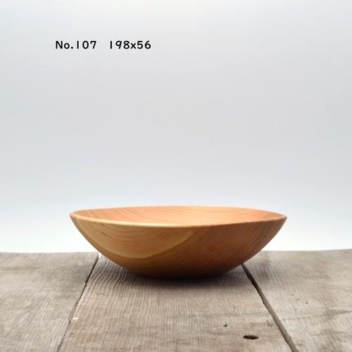 サラダボウル No.107 198X56