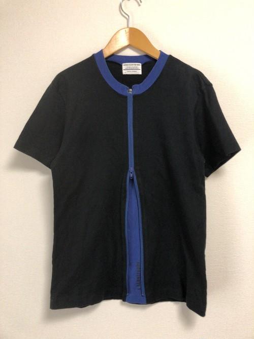 2000's NICOLE CLUB FOR MEN zip-up design T's
