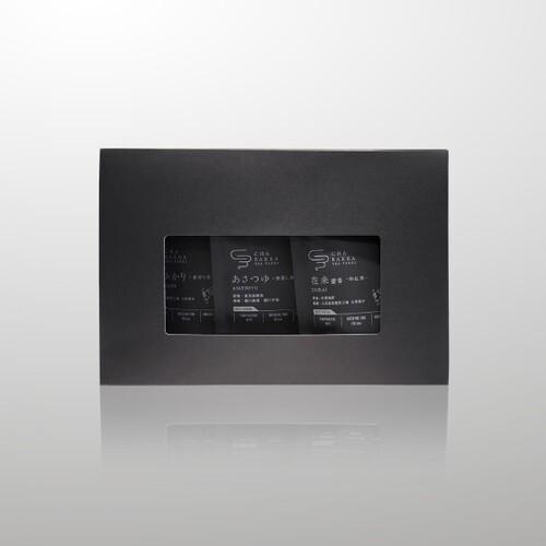 【Gift人気】煎茶&ほうじ茶セット 茶袋30g/5個ティーバッグ