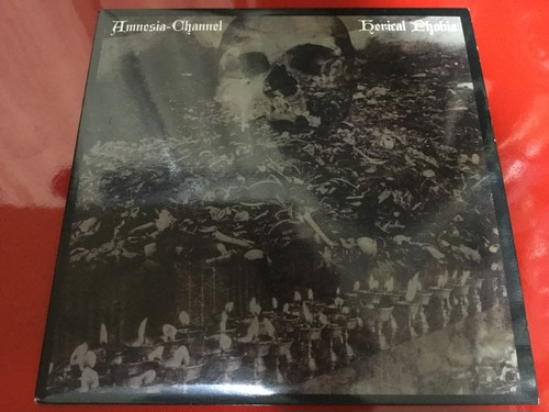 "AMNESIa-cHANNEL / Helical Phobia  Thabbac Split vol.2"" (CD)"