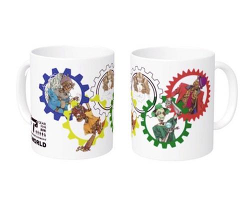 ギアロボマグカップ