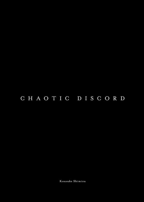 KousukeShimizu『CHAOTIC DISCORD』バッジ2個ステッカー10枚付属