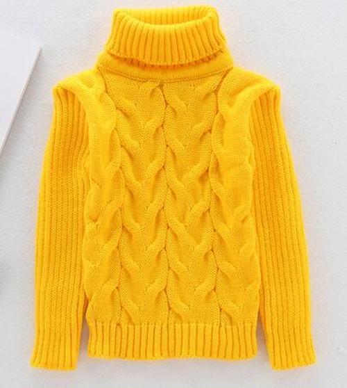 ★新冬新作★キッズトップス★キッズニットシャツ インナーシャツ セーター 多色 x6877