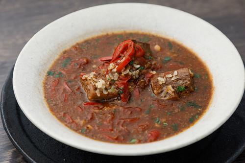 ハルチョー 牛肉とお米のジョージア風スープ(1.5人前)