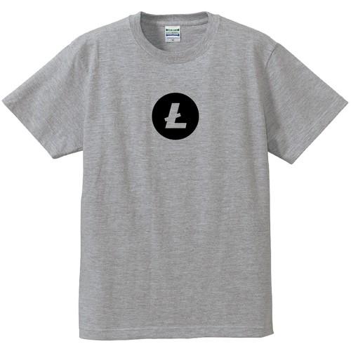 027 LTC Litecoin(ライトコイン)仮想通貨 T-shirts
