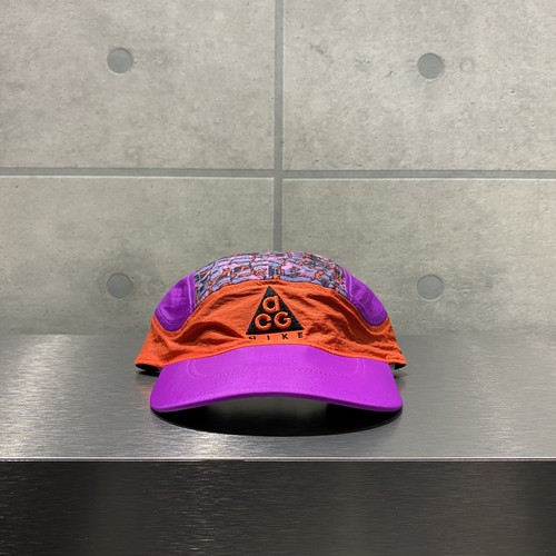 NIKE U NRG TLWD ACG G1 CAP / PURPLE x RED