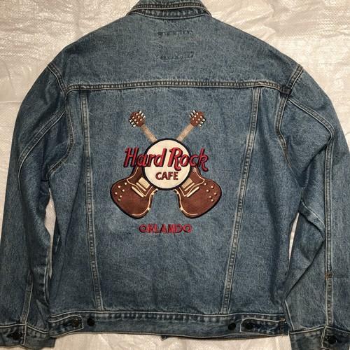Hard Rock CAFE デニムジャケット