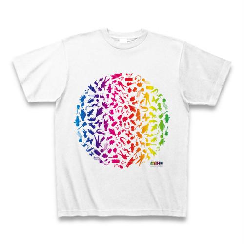 mix!!! Tシャツ - プロトタイプ#2