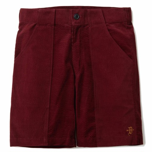 DRESS HIPPY(ドレスヒッピー)/VENICE SHORTS (BURGUNDY)