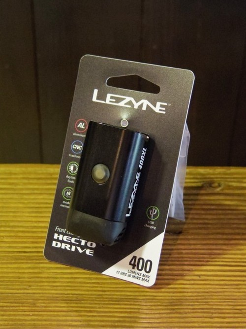 [SALE] LEZYNE (レザイン) HECTO DRIVE 400XL