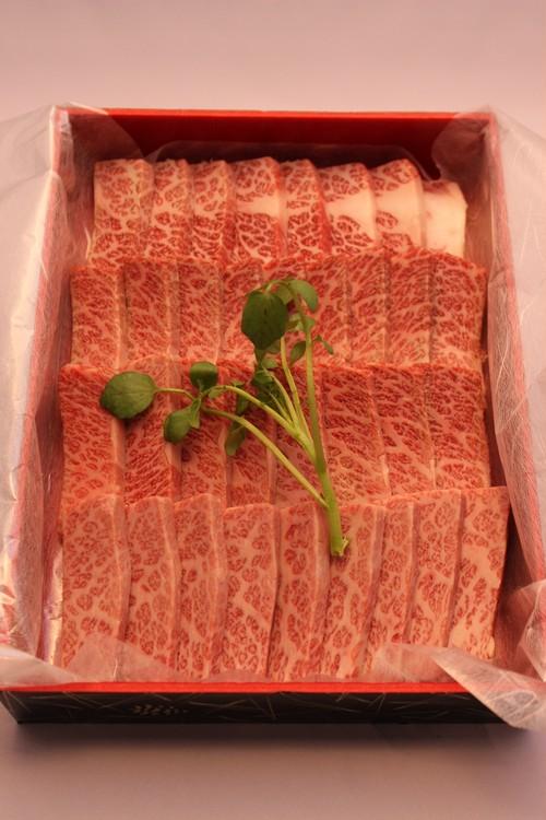 焼肉用 神戸牛カルビ