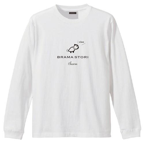 チャームチャオロングTシャツ