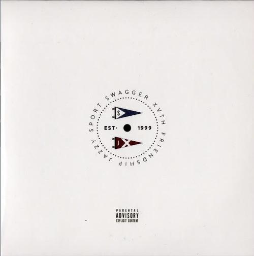【ラスト1/デッドストック/CD】grooveman Spot - SWAGGER XVTH FRIENDSHIP JAZZY SPORT