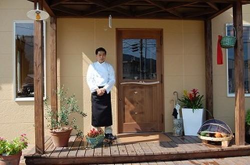 木製玄関ドア  KDR-1