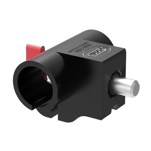 0350-1456: Canon EOS C200トップハンドグリップ用15mmビューファインダーアダプター
