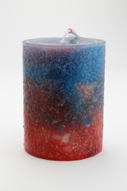 No.80 Candle Cylinder 76 1800  キャンドル