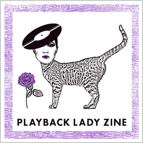 PLAYBACK LADY ZINE / English ver.