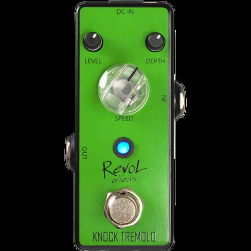 RevoL effects (レヴォルエフェクツ) / KNOCK TREMOLO ETR-01 トレモロ