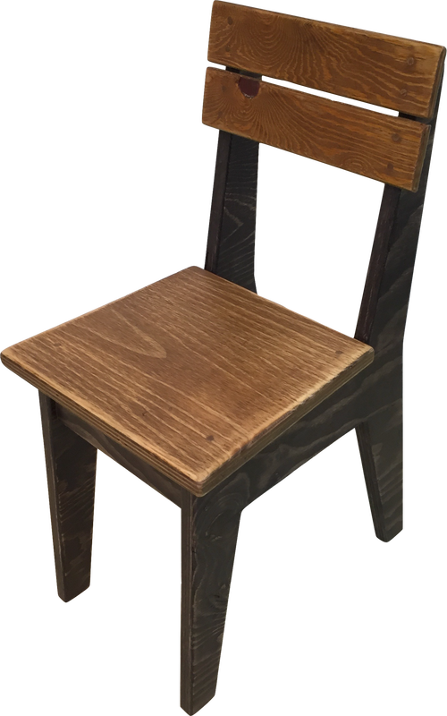 Original Wooden Chair BROWN 2
