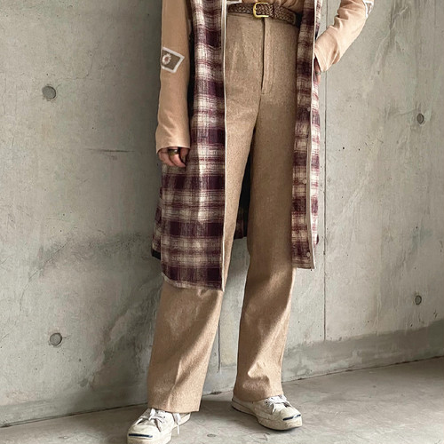 (LOOK) design pants