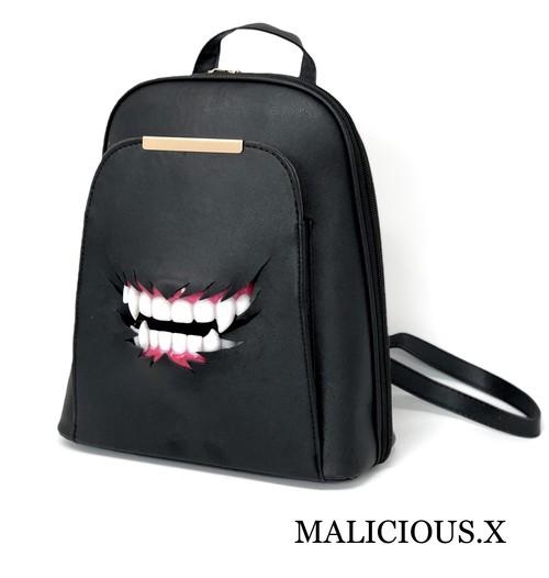 vampire backpack / back