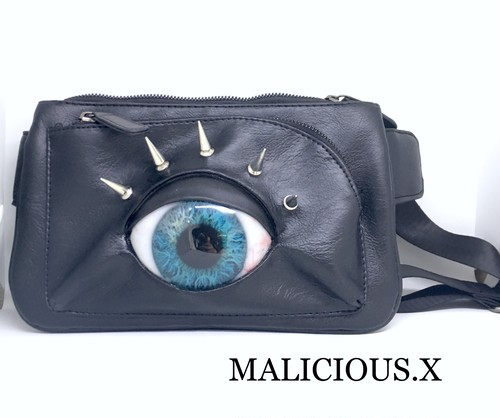 eye body bag / blue