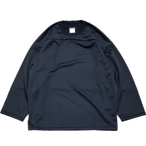 "SUNNY SPORTS/サニースポーツ | ""80s Football Tee "" Dark Navy"
