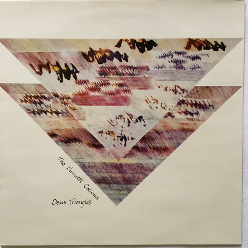 【12inch・ベルギー盤】Durutti Column / Deux Triangles