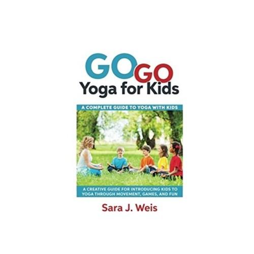 キッズヨガ 本  GO GO yoga for kids 楽しくヨガ♪