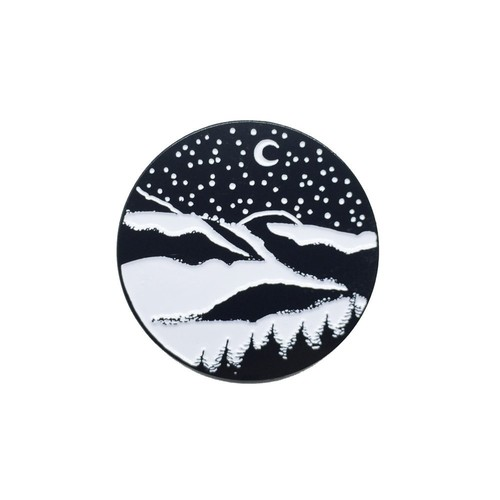 "STRIKEGENTLY.CO""Snow Pin"""