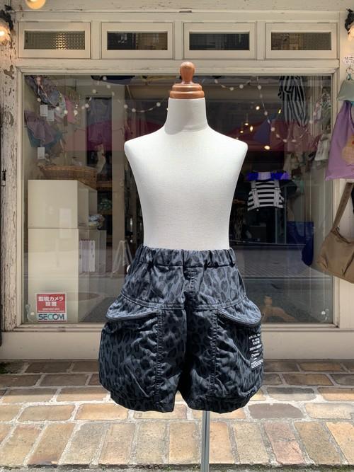 KIDS:highking【ハイキング】seafarer shorts(ブラック/100〜120cm)