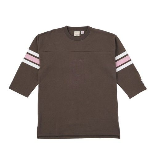 MFC STORE x Goodwear 7L FOOTBALL TEE / BROWN