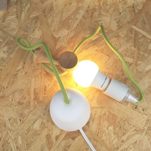 Kendama Lamp green