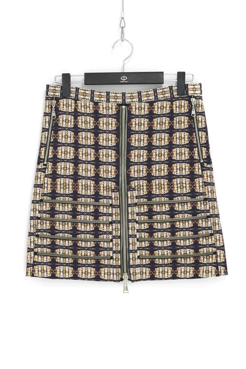 Armor Apron Skirt [Yellow Pattern]