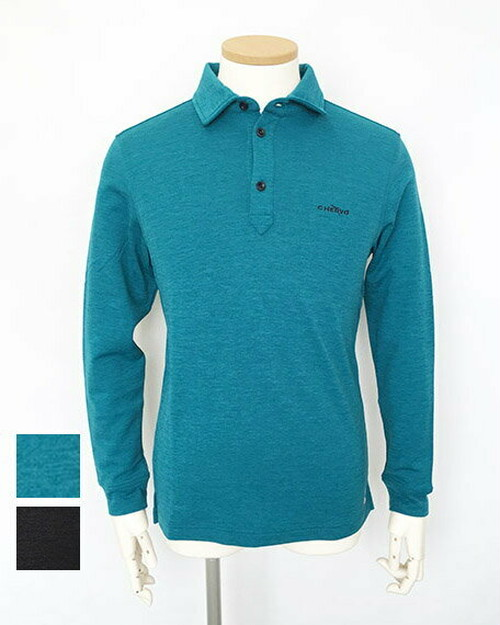 CHERVO(シェルボ) Men's ALBARELLA長袖ポロシャツ[SALE][定価32000円] [送料無料]