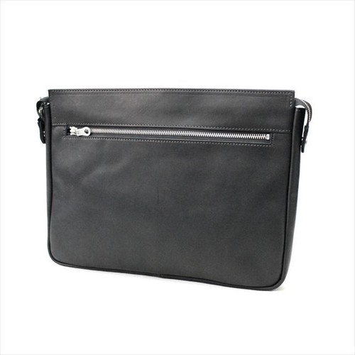 DOUBLE OIL CLUTCH / SHOULDER <BLACK>