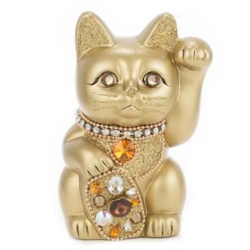 ジュエリーキャット / M-Size / 金(Gold)